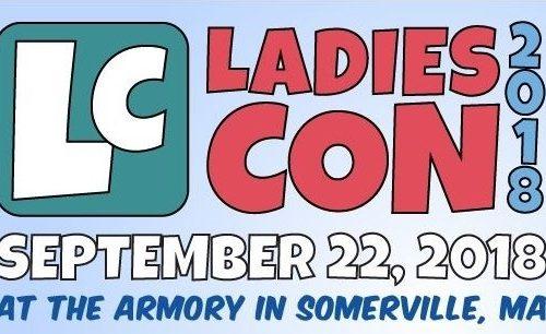 howInerd attends Ladiescon2018